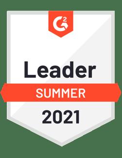 Leader summer badge by G2