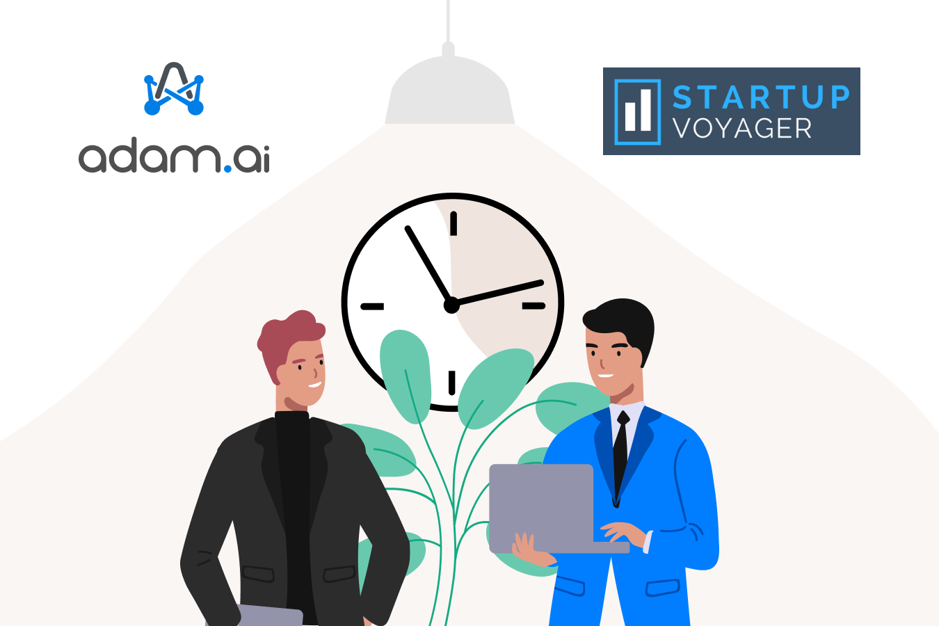 Startup voyager and adam.ai case study