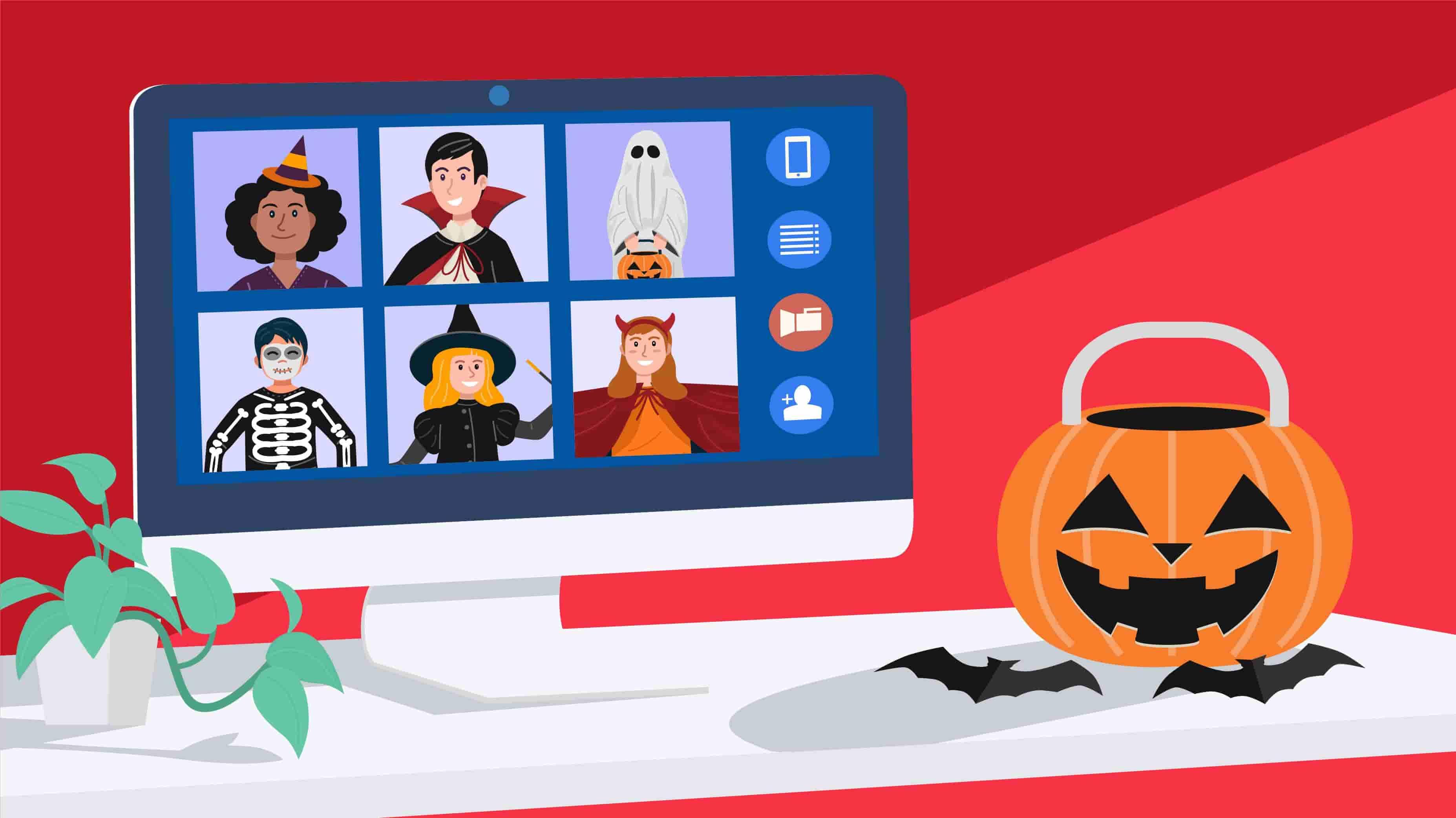 Halloween meeting