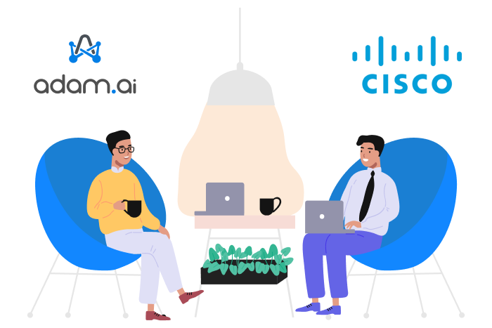 Case Study with Sisco Tech Manager Using adam.ai