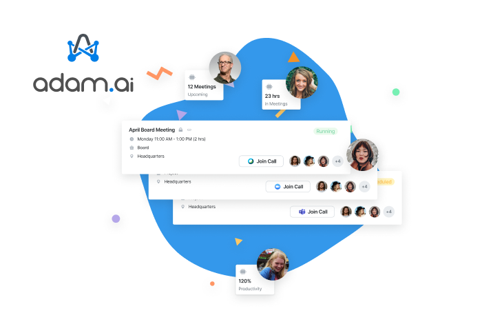 Scheduling Recurring Meetings from adam.ai
